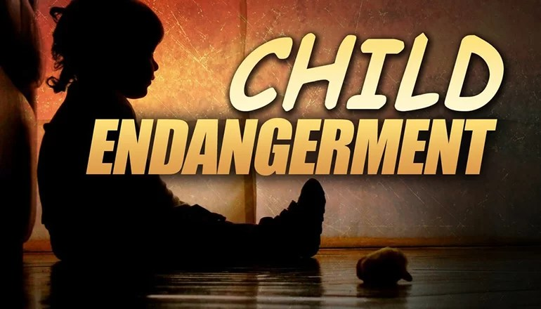 Trenton couple arrested on child endangerment charge post bond